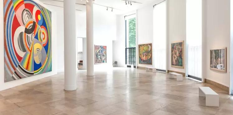 2018-04-07 16_26_49-Le MAM Musée d'Art Moderne de la ville de Paris, Paris - Musée – Google Chrome